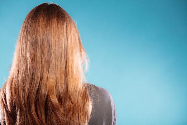Imagen de mujer con Sistema de Integración Capilar personalizado