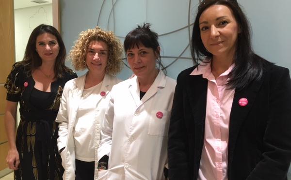 Imagen de Capilárea, centro colaborador de Pulseras Rosas en Madrid