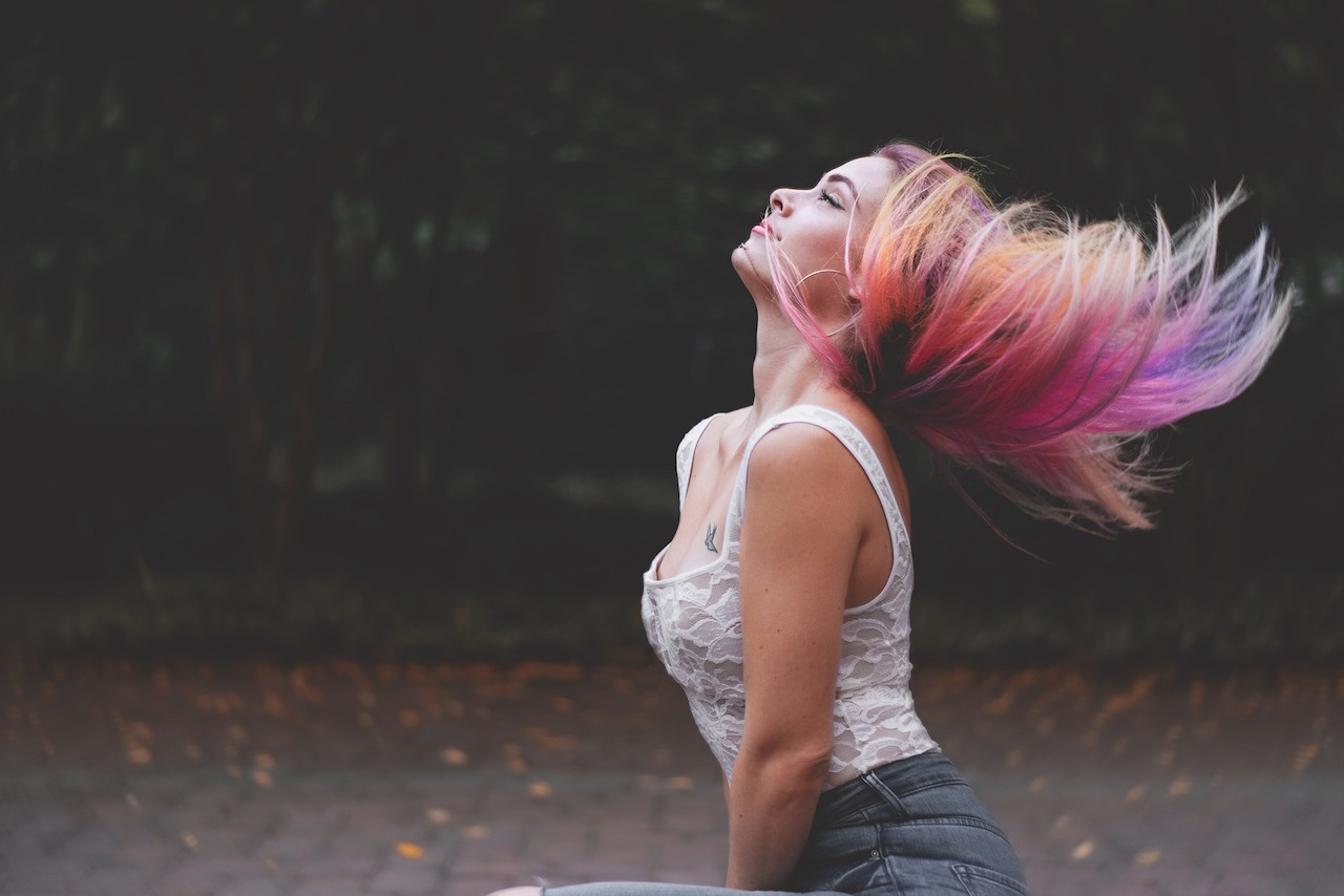 Imagen sobre teñir el pelo en casa