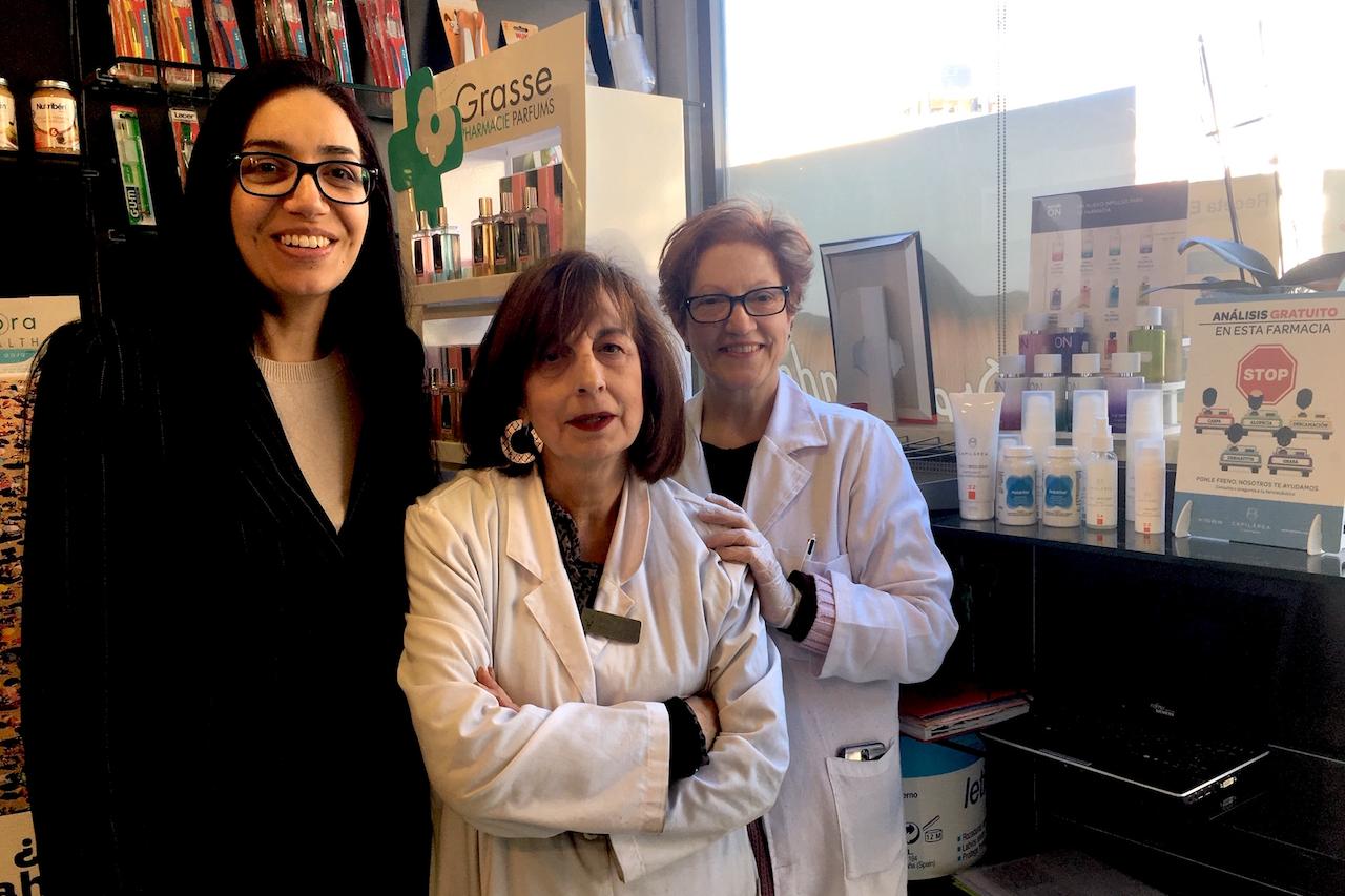 Campaña prevención Capilar en farmacias