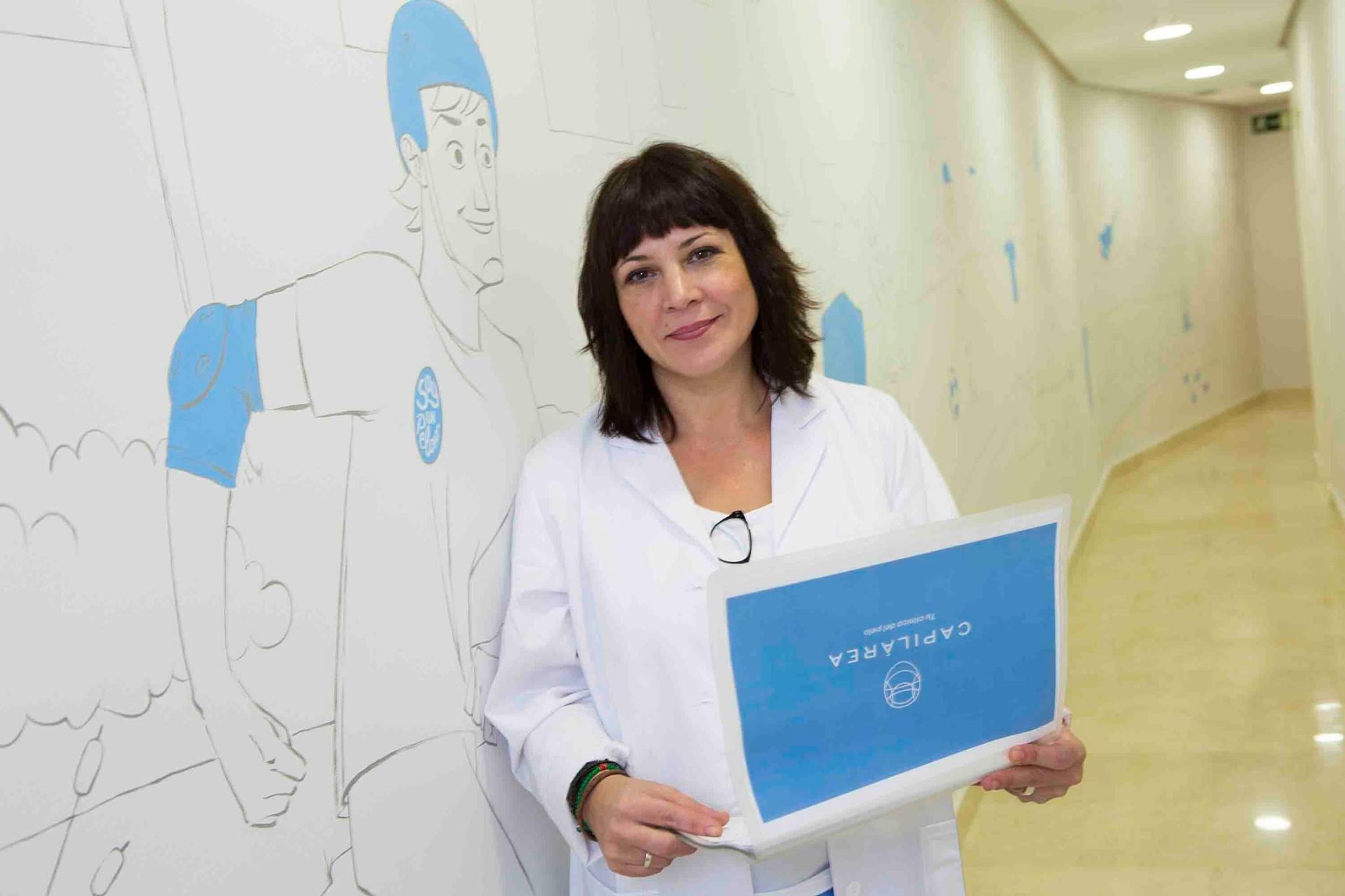 Soledad Gómez Tricóloga Capilárea