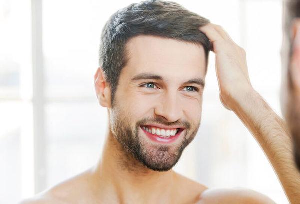 Injerto de pelo y PRP para la alopecia
