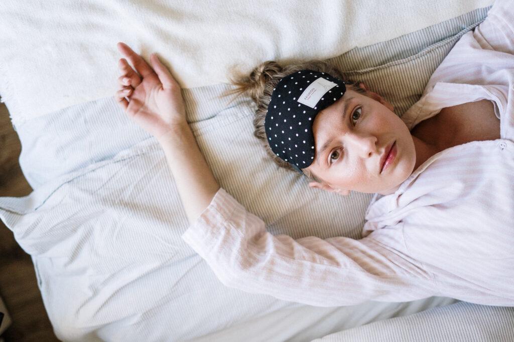 Falta de sueño y cabello