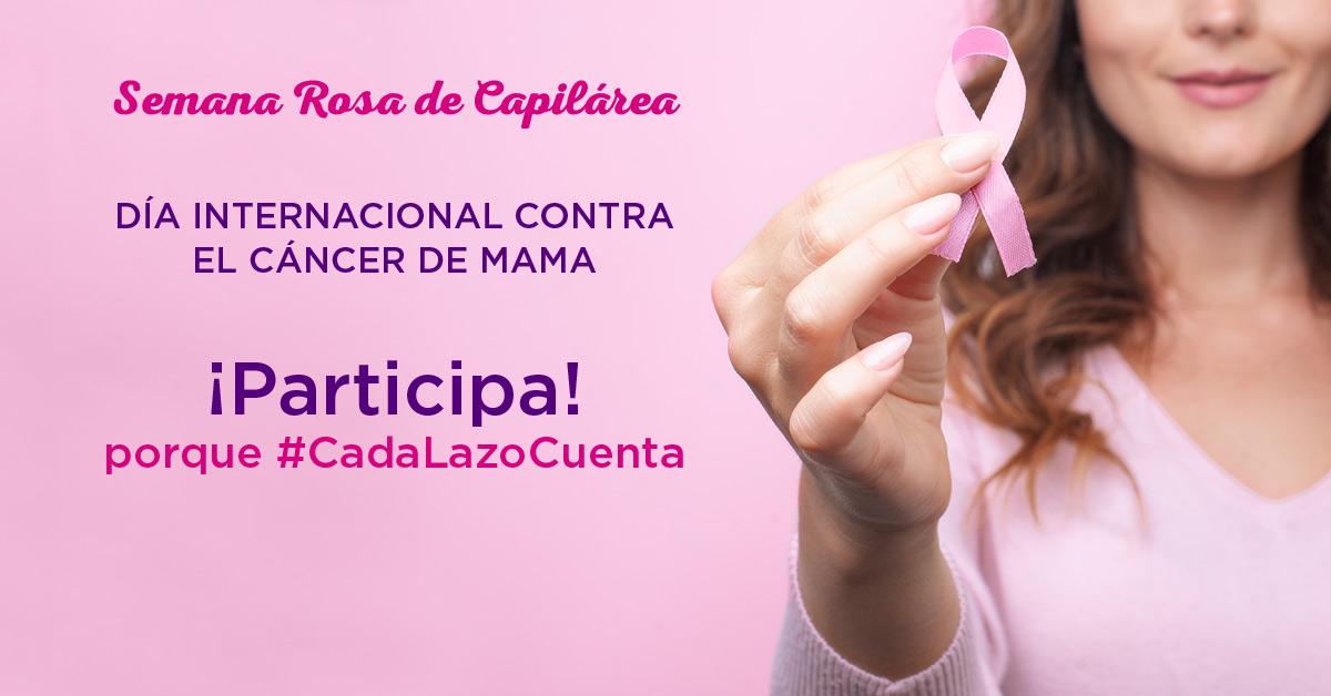 Día Internacional Cáncer de mama 2021